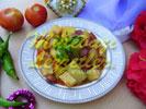 Kartoffel mit Würstchen