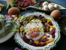 Omelette au Sucuk