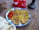 Susamlı Omlet (fotoğraf)