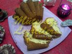 Gâteau à l'Huile De Sésame
