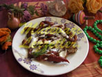 Жареный перец по-татарски