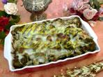 Tavuklu Brokoli Graten (fotoğraf)