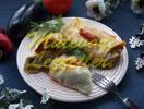 Tavuklu Patlıcanlı Kebap (fotoğraf)