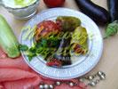 Gefülltes nach Turkmenischer Art