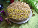 Üzümlü Pasta (fotoğraf)