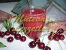 Concentrado de jugo de cereza agria