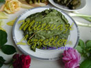 Brined Grape Leaves