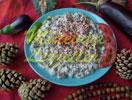Баклажановый Салат с Йогуртом