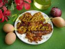 Yumurtalı Soğan Kızartması (fotoğraf)