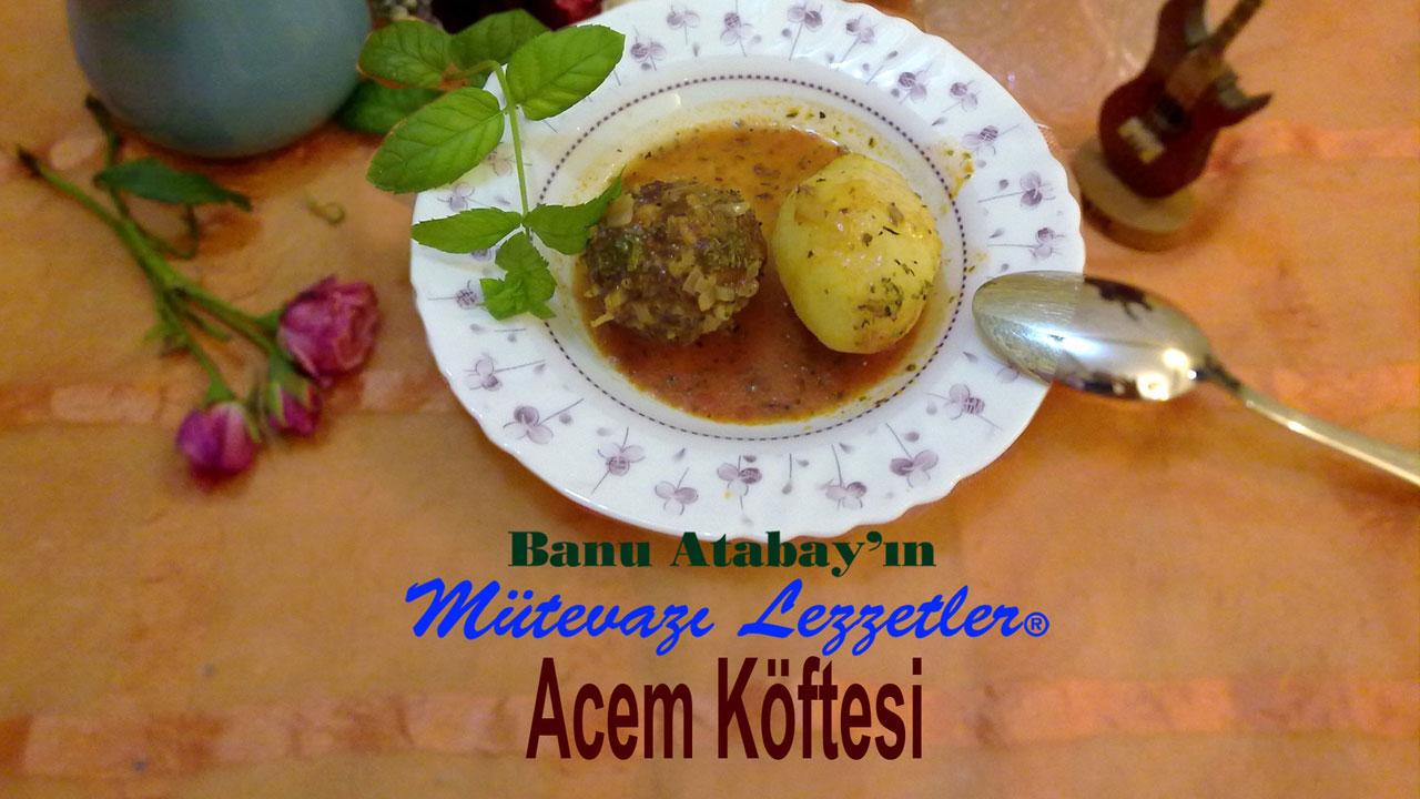 Acem K�ftesi (g�rsel)