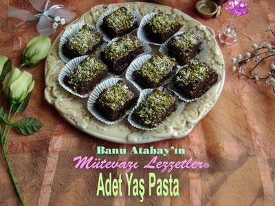 Adet Ya� Pasta (g�rsel)
