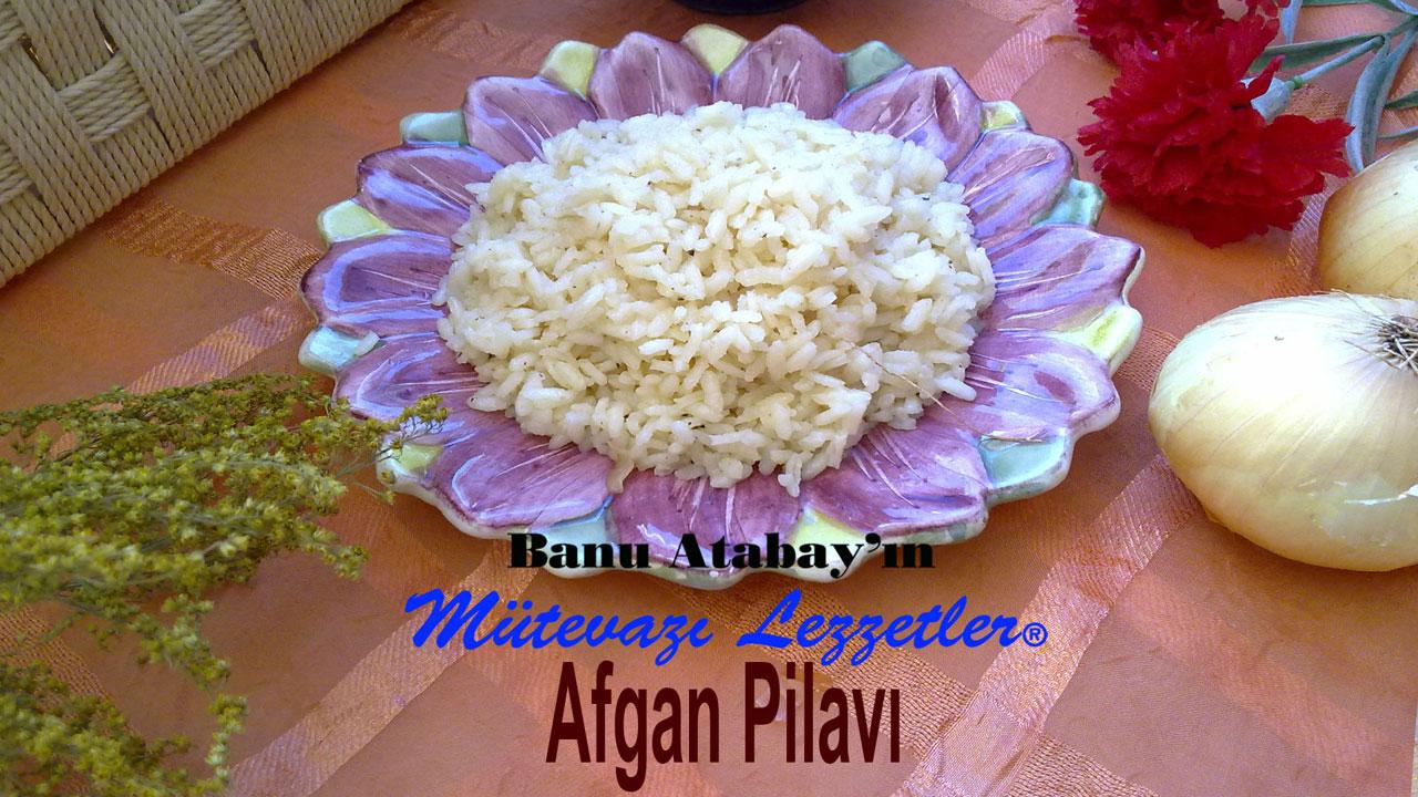 Afgan Pilavı (görsel)