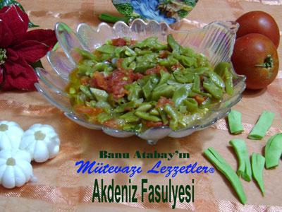 Akdeniz Fasulyesi (g�rsel)