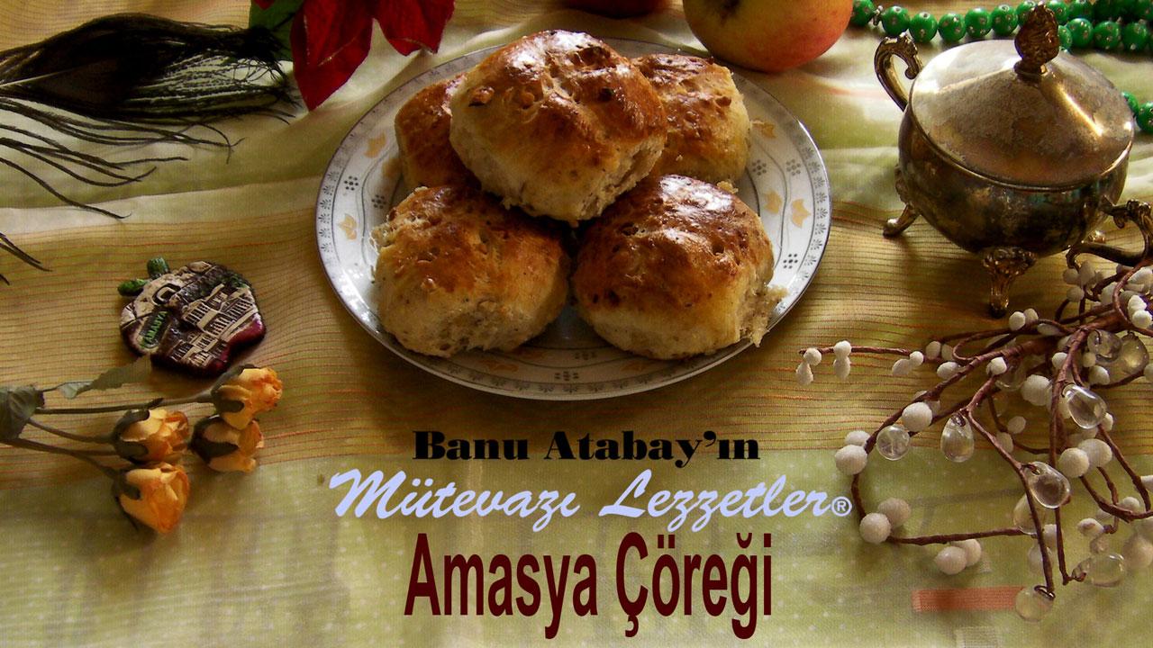 Amasya Çöreği (görsel)