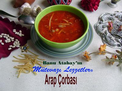 Arap Çorbası (görsel)