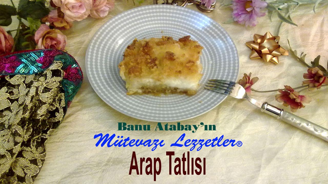 Arap Tatlısı (görsel)