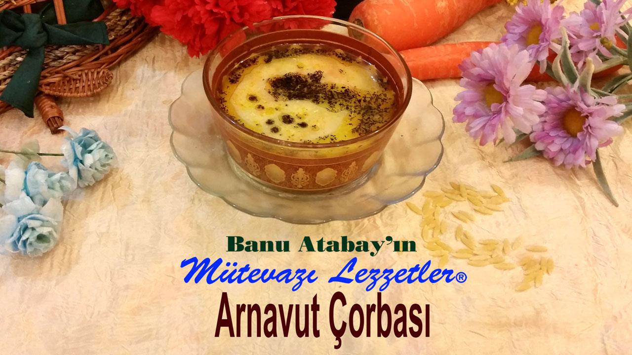 Arnavut Çorbası (görsel)