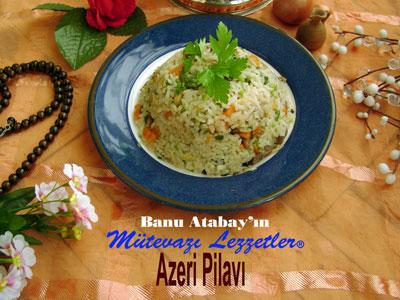 Azeri Pilavı (görsel)