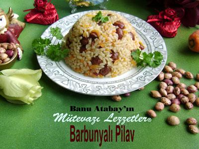 Barbunyal� Pilav (g�rsel)