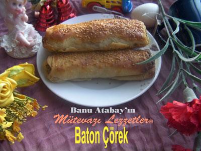 Baton Çörek (görsel)