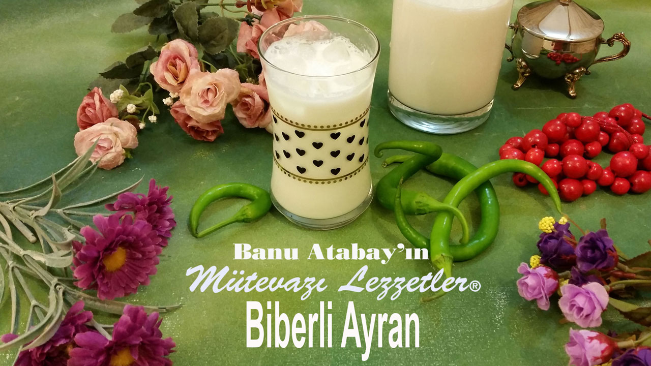 Biberli Ayran (görsel)