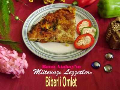 Biberli Omlet (g�rsel)