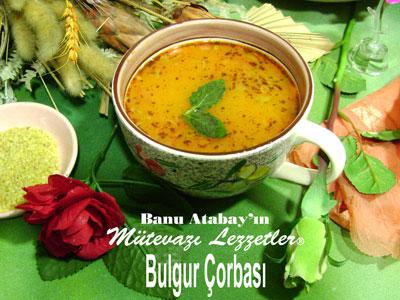 Bulgur Çorbası (görsel)