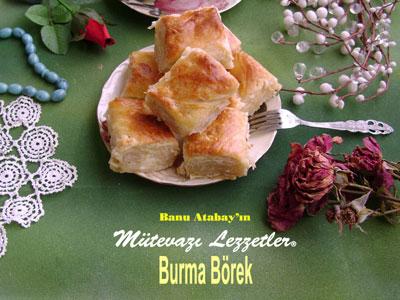 Burma B�rek (g�rsel)