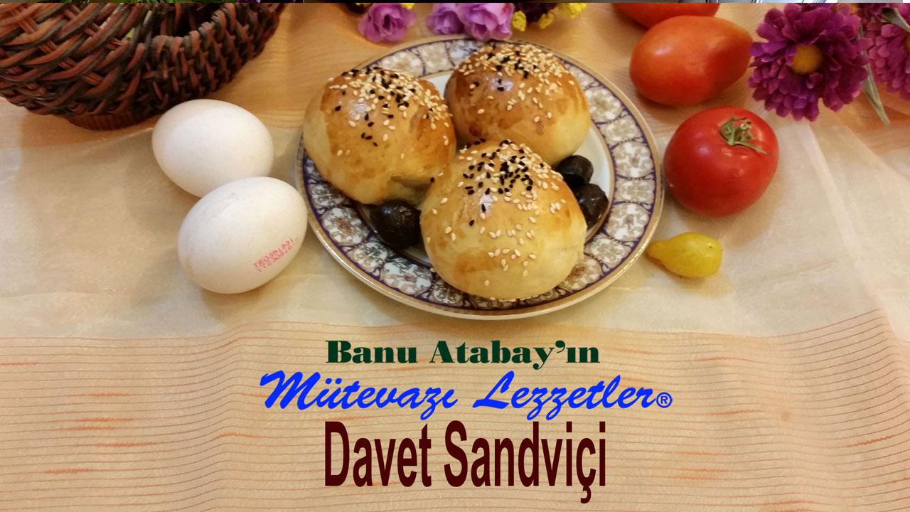 Davet Sandvi�i (g�rsel)