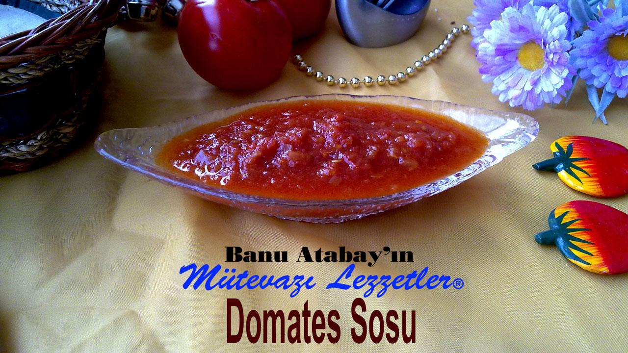Domates Sosu (görsel)