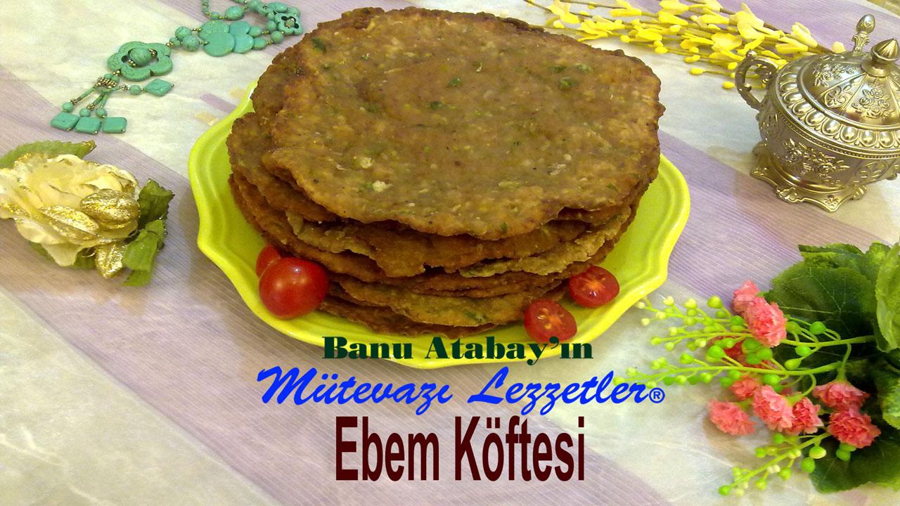 Ebem Köftesi (görsel)