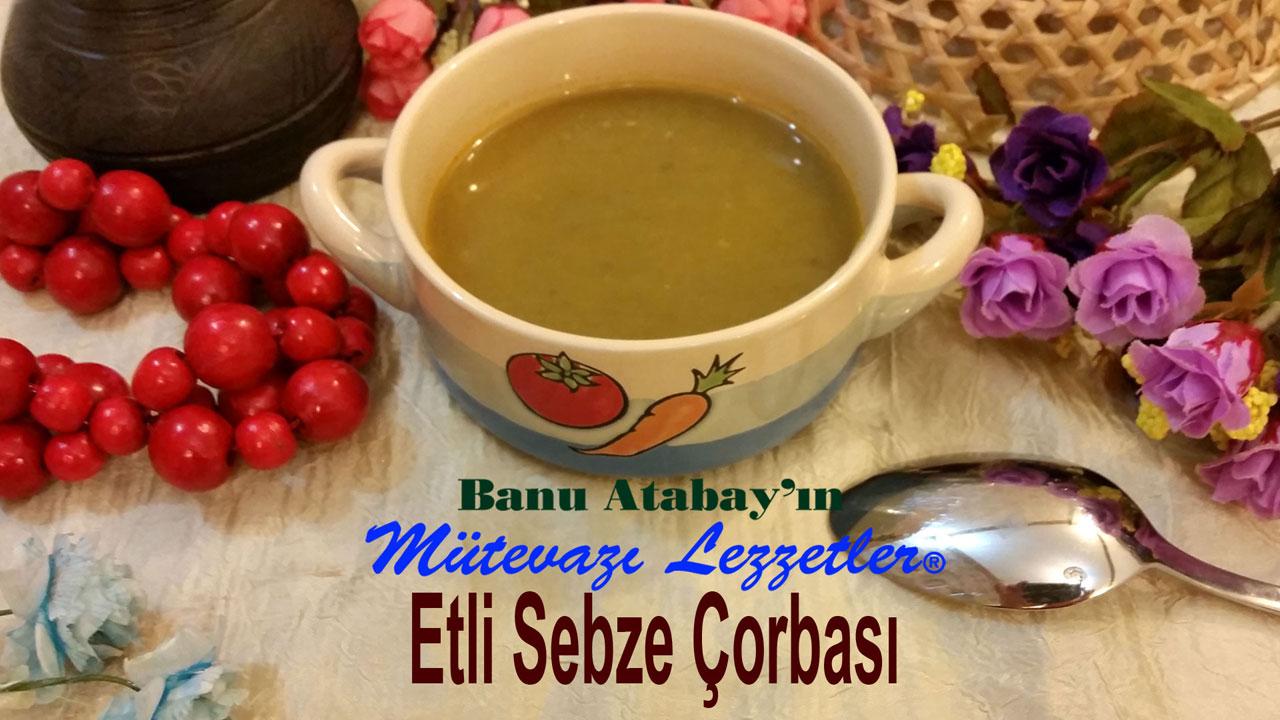 Etli Sebze Çorbası (görsel)