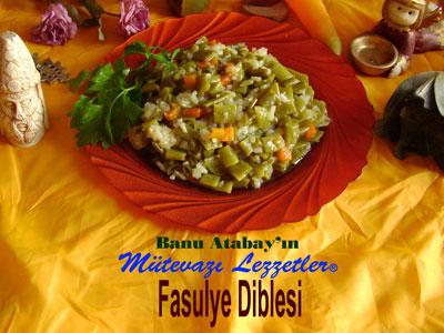 Fasulye Diblesi (görsel)