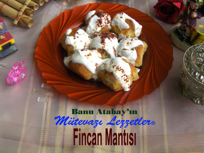 Fincan Mant�s� (g�rsel)
