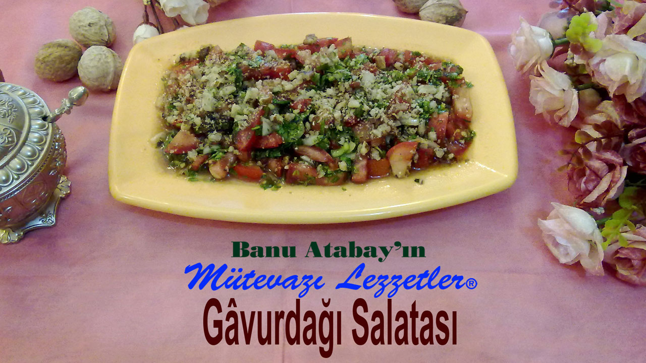 Gavurdağı Salatası (görsel)