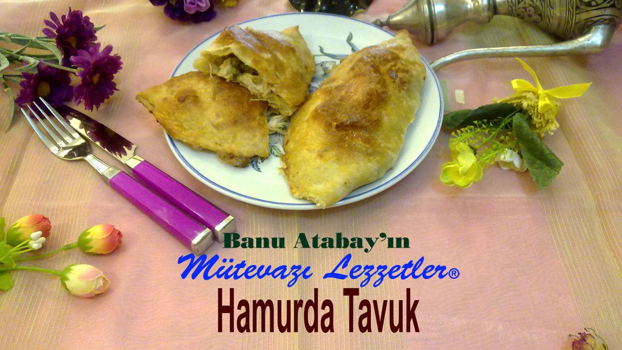 Hamurda Tavuk (görsel)