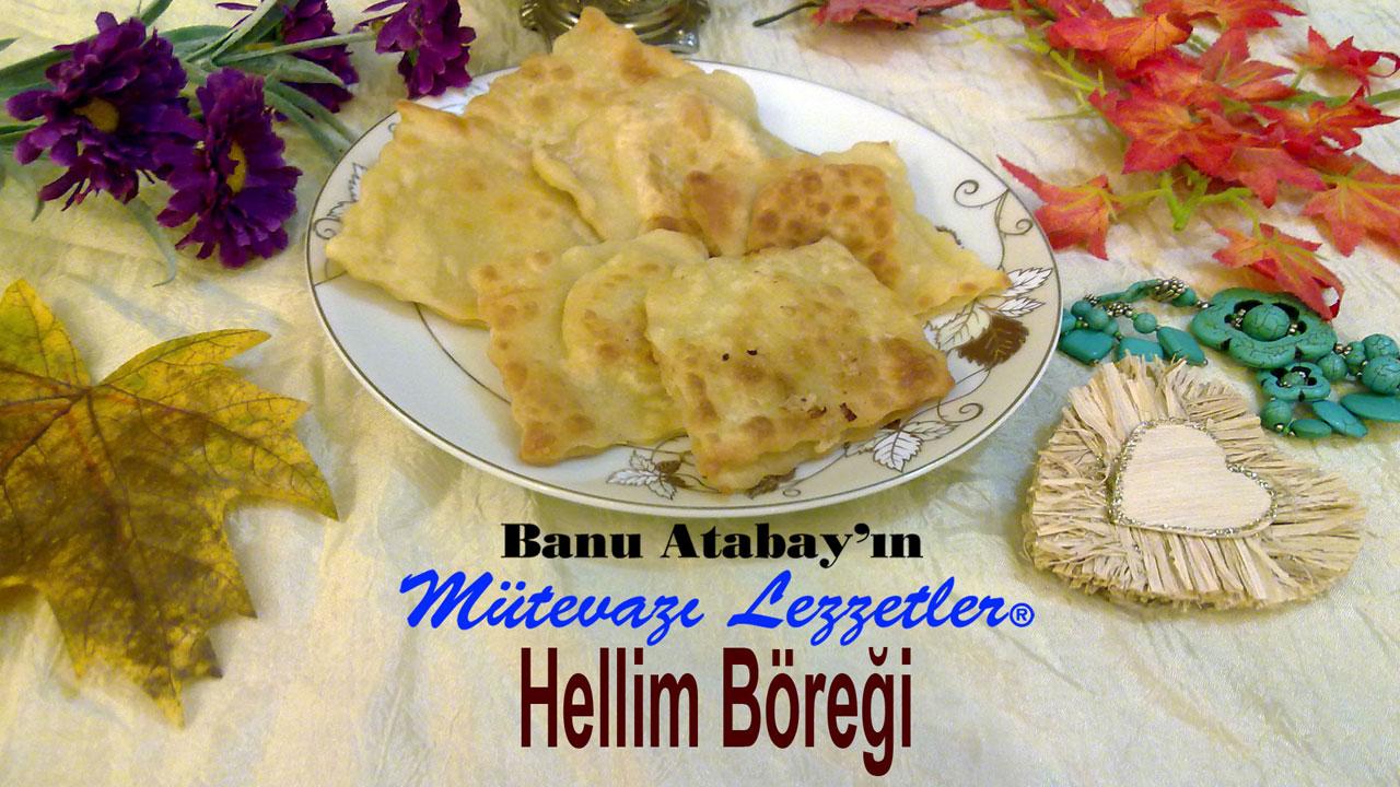 Hellim Böreği (görsel)