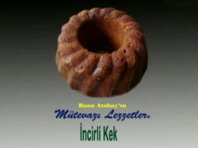 İncirli Kek (görsel)