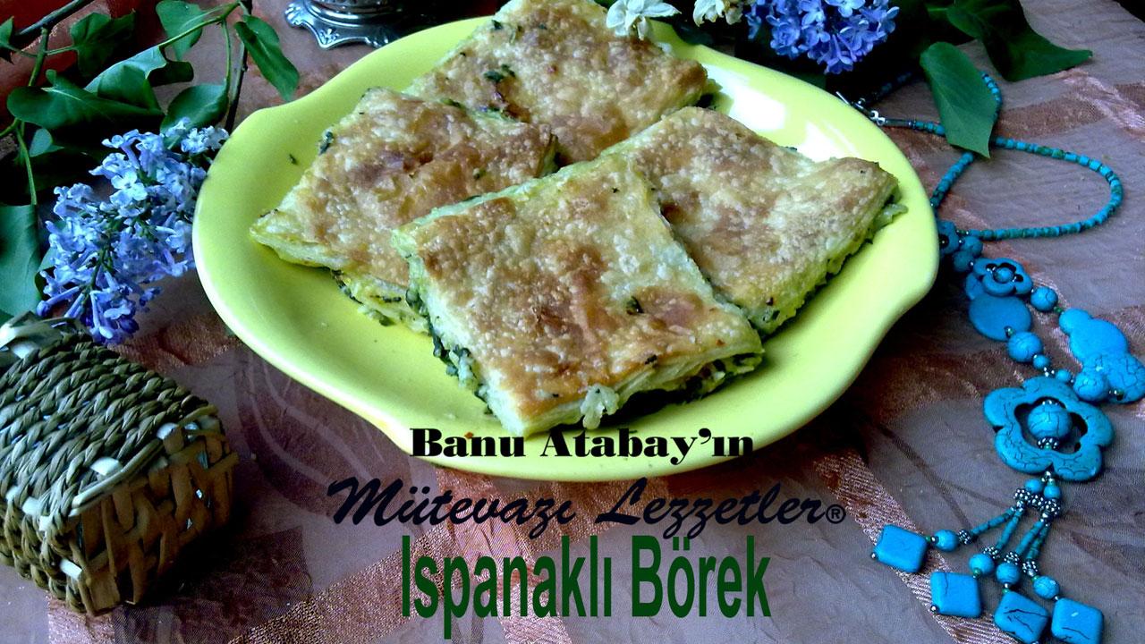 Ispanaklı Börek (görsel)