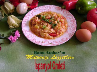 �spanyol Omleti (g�rsel)