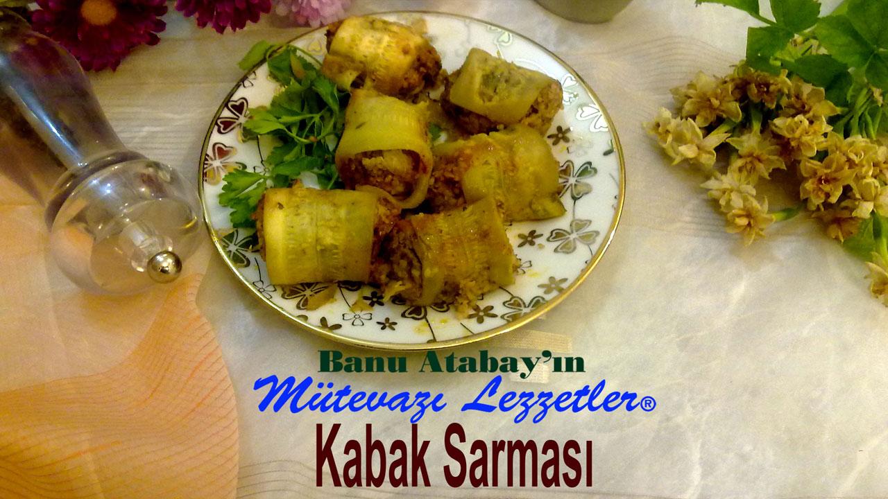 Kabak Sarmas� (g�rsel)