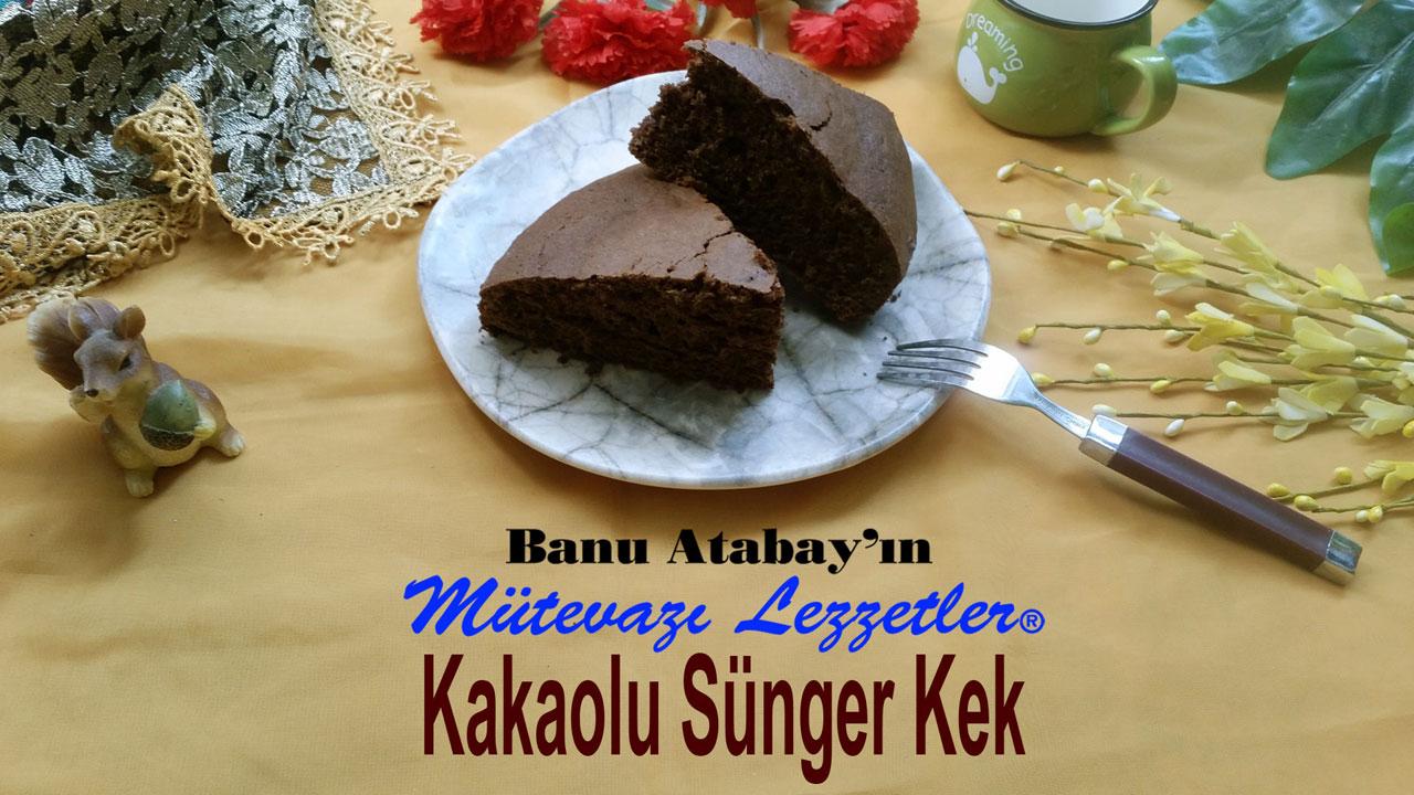 Kakolu Sunger Kek (görsel)