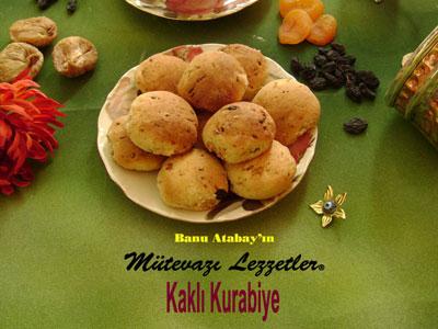 Kakl� Kurabiye (g�rsel)