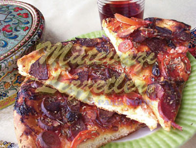 Karışık Pizza (görsel)