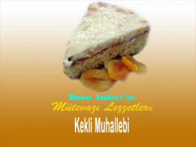 Kekli Muhallebi (görsel)