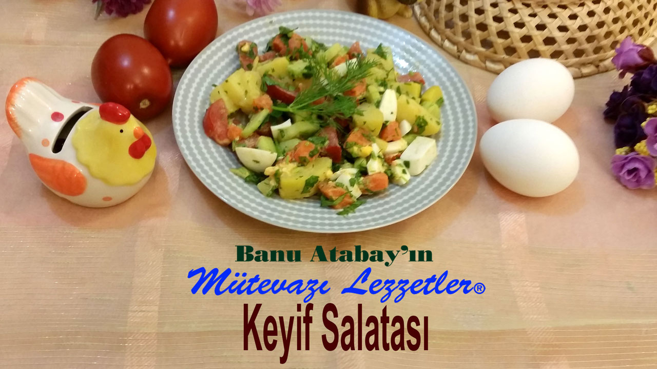 Keyif Salatası (görsel)