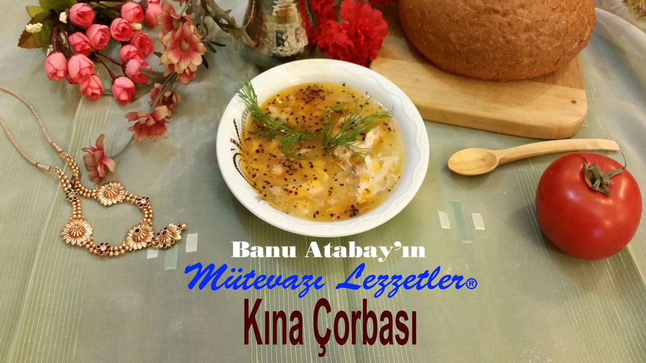 Kına Çorbası (görsel)