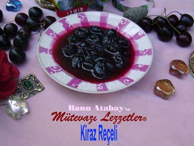 Kiraz Reçeli (görsel)
