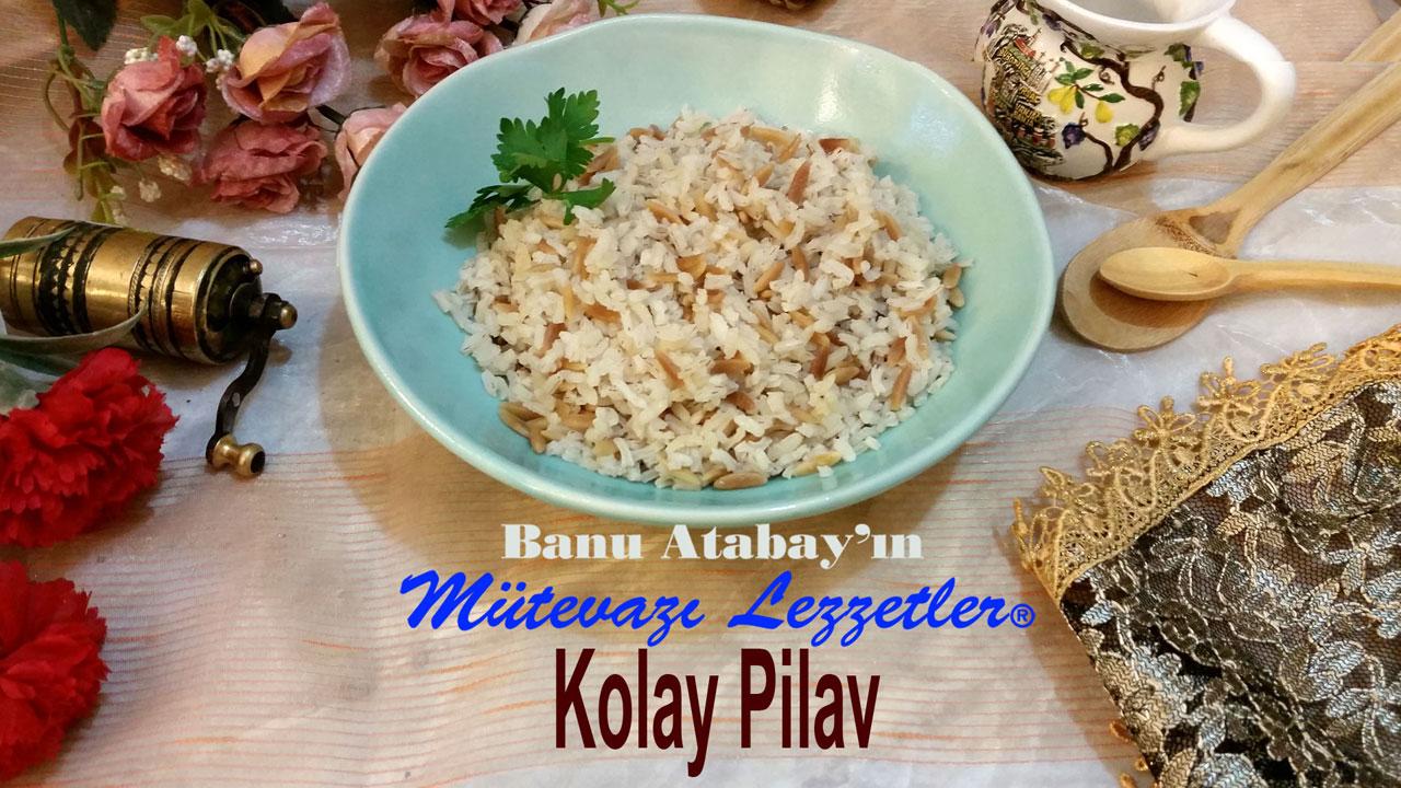 Kolay Pilav (görsel)