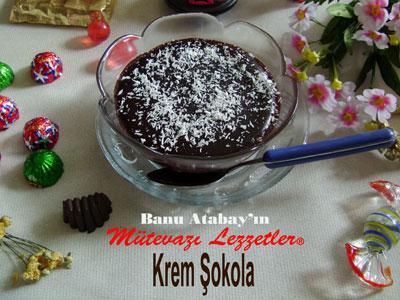 Krem Şokola (görsel)